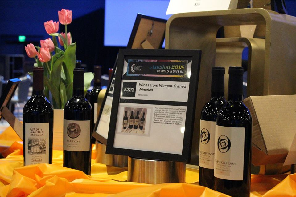 Silent auction section tips