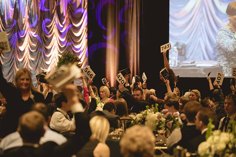Crowd control at your fundraising event